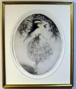 Salvador Dali - Custom Picture Framing – Plainfield, Illinois - Frame Example 1