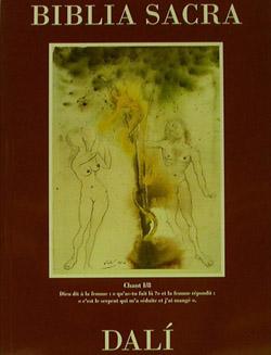 Salvador Dali Biblia Sacra book