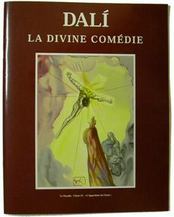 Salvador Dali Divine Comedy Book