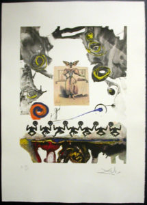 Salvador Dali - Memories of Surrealism - Surrealist Gastronomy