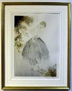 Salvador Dali - Custom Picture Framing – Plainfield, Illinois - Frame 2