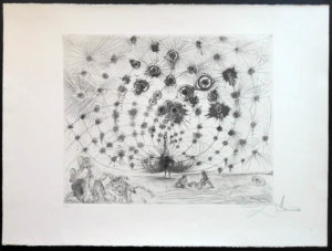 Salvador Dali - The Mythology - Argus