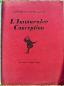 Salvador Dali - L'Immaculee Conception (The Immaculate Conception) - Cover