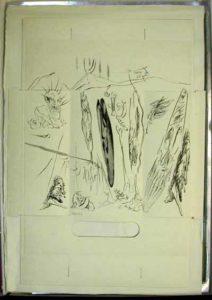 Salvador Dali - Dix Recettes d'Immortalite - Anamorphose des anamorphoses et tout est hologrammorphose