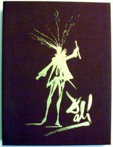 Salvador Dali - Faust - Slipcase