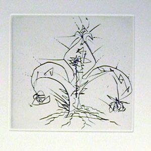 Salvador Dali - Faust - Fleur de Lys