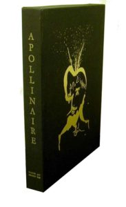 Salvador Dali - Secret Poems by Guillaume Apollinaire - Slipcase