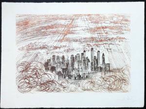 Salvador Dali - New York City - Manhatten