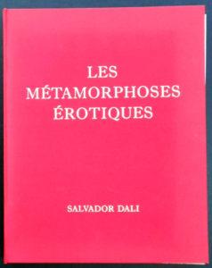Salvador Dali - Les Metamorphoses Erotiques - Portfolio Case