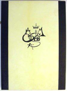 Salvador Dali - Roi, je t'attends a Babylone - Book Cover