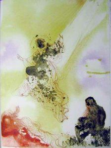 Salvador Dali - Biblia Sacra -