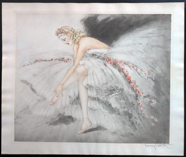 Louis Icart Fair Dancer