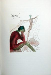 Salvador Dali - L'Art de Aimer – Ovide - I