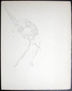 Salvador Dali - Don Quichotte de la Mancha, Book A - 1957 - Les Outres de vin The Wine Casks - #2