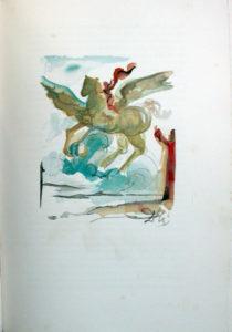 Salvador Dali - L'Art de Aimer – Ovide - J