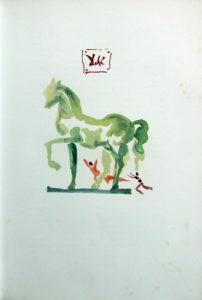 Salvador Dali - L'Art de Aimer – Ovide - L
