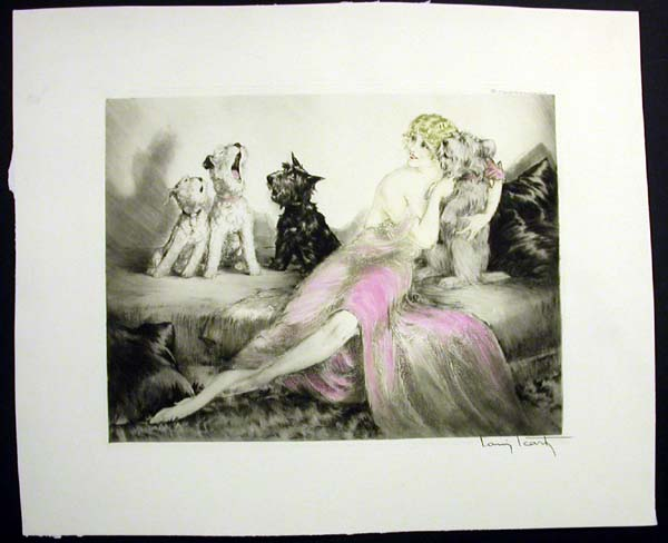 Louis Icart Perfect Harmony