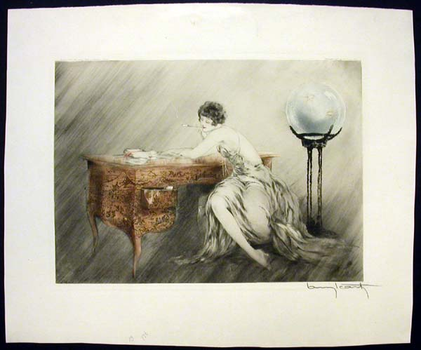 Louis Icart Recollections
