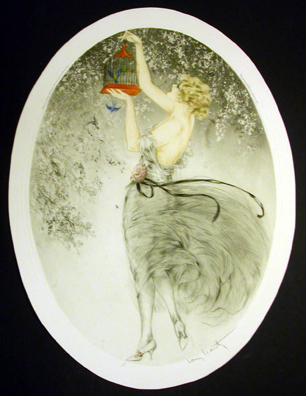 Louis Icart Welcome Companions