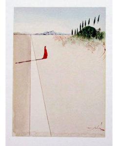 Salvador Dali - Divine Comedy - The Delightful Mount