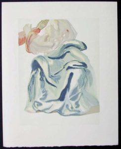 Salvador Dali - Divine Comedy - The Infinite Beauty of Beatrice