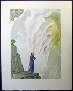 Salvador Dali - Divine Comedy - Ecstatic Visions