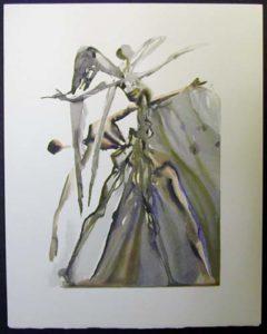 Salvador Dali - Divine Comedy - The Powers of Soul