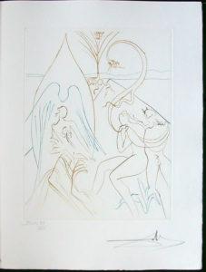 Salvador Dali - Paradise Lost - L'Arbre de Vie (The Tree of Life)