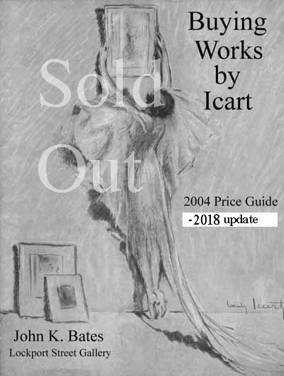 Buying Works By Icart - Pricing Guide