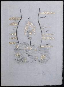 Salvador Dali - Les Amours Jaunes, The Golden Loves - A l'eternelle Madame