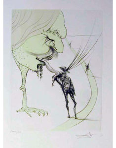 Salvador Dali - After 50 Years of Surrealism - Picasso: A Ticket to Glory