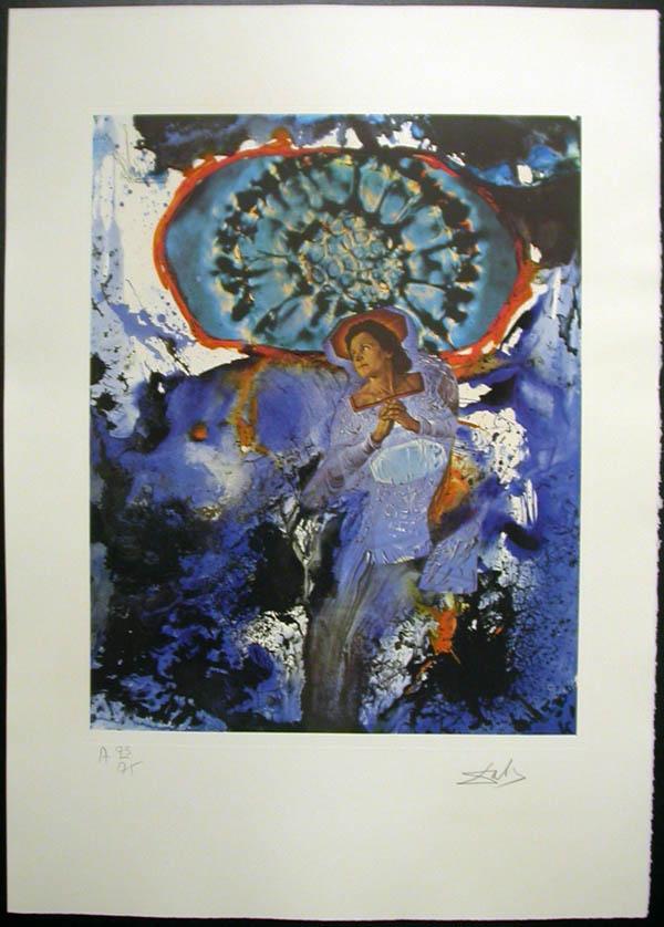 Salvador Dali - Memories of Surrealism - Ultra Surrealist Corpuscular Galutska