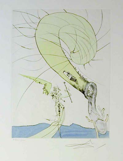 Salvador Dali - After 50 Years of Surrealism - A Shattering Entrance to the USA