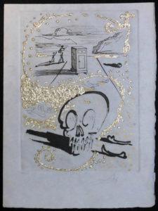 Salvador Dali - Les Amours Jaunes, The Golden Loves - Insomnia
