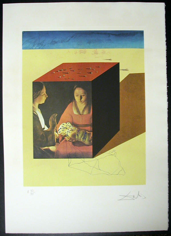 Salvador Dali - Memories of Surrealism - Caring for a Surrealist Watch