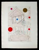 Salvador Dali - Visions of Chicago - Art Institute