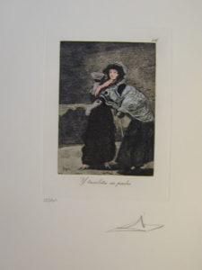 Salvador Dali - Les Caprices de Goya - 16.jpg