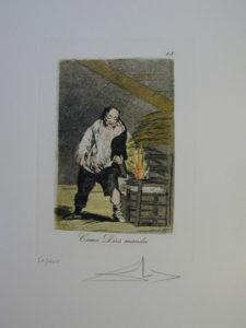 Salvador Dali - Les Caprices de Goya - 18.jpg