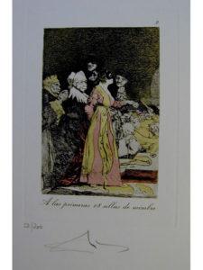 Salvador Dali - Les Caprices de Goya - 2-1.jpg
