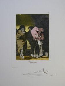 Salvador Dali - Les Caprices de Goya - 22.jpg