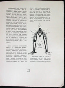 Salvador Dali - Manifests Mystique - Book Page