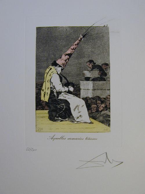 Salvador Dali - Les Caprices de Goya - 23.jpg
