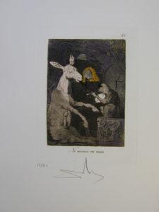 Salvador Dali - Les Caprices de Goya - 41.jpg