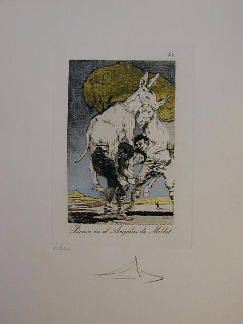 Salvador Dali - Les Caprices de Goya - 42.jpg