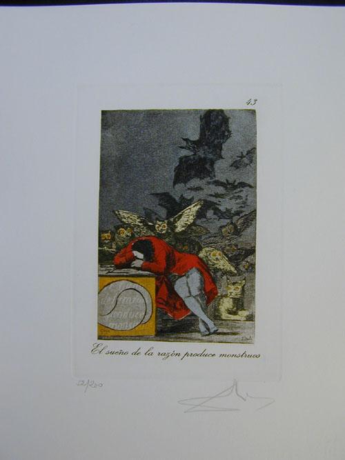 Salvador Dali - Les Caprices de Goya - 43.jpg