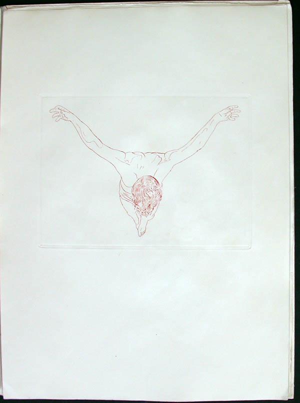 Salvador Dali - Manifests Mystique - Christ