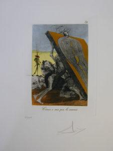Salvador Dali - Les Caprices de Goya - 59.jpg