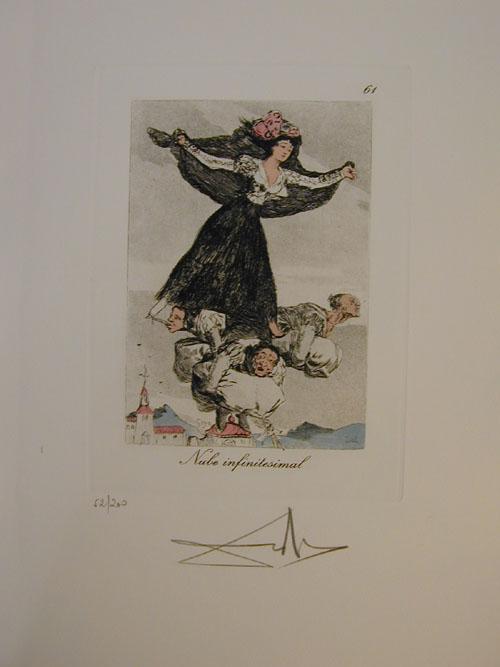 Salvador Dali - Les Caprices de Goya - 61.jpg