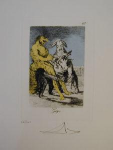 Salvador Dali - Les Caprices de Goya - 63.jpg