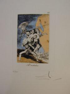 Salvador Dali - Les Caprices de Goya - 65.jpg